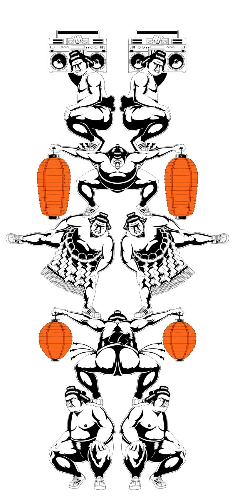 Sumo Totem