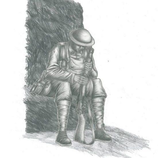 Sleeping Soldier Bristol